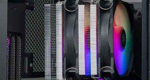 Ventirad Hydrogon D120 ARGB de SilverStone