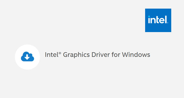 Intel Graphics Driver for Windows