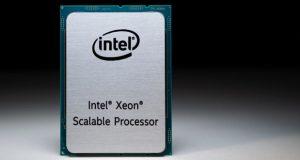 Processeur Xeon Ice Lake-SP