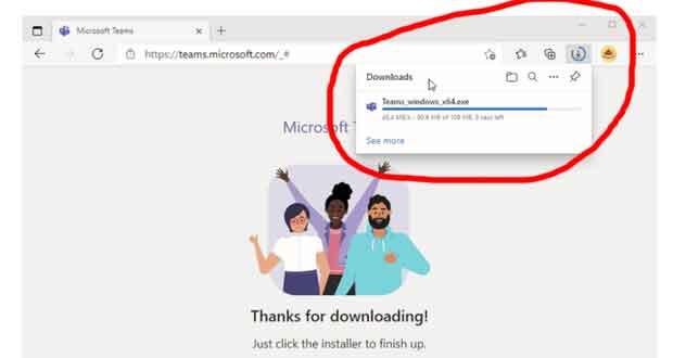 """Microsoft Edge et sa nouvelle expérience """"téléchargement"""""""