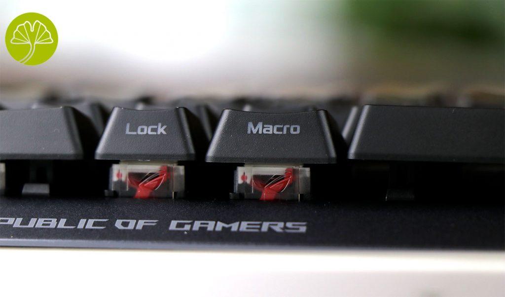 Clavier Gaming ROG Strix Scope RX