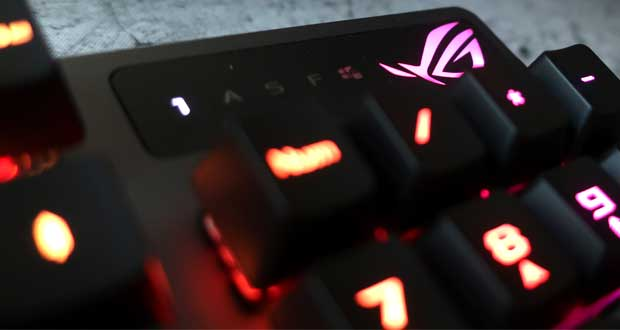 Clavier Gaming ROG Strix Scope RX