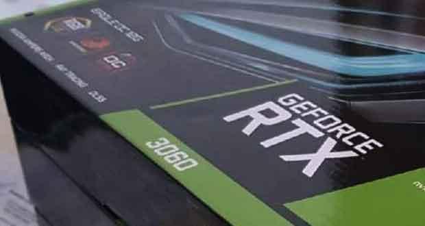 La GeForce RTX 3060 Eagle 12 Go OC Edition de Gigabyte
