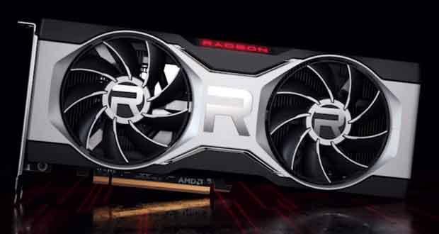 Carte graphique Radeon RX 6000 series d'AMD