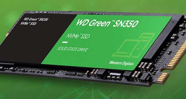 SSD WD Green SN350