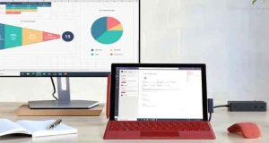 Surface Pro 7+ de Microsoft