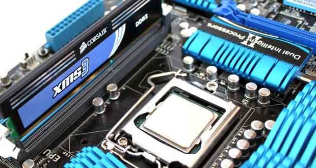 Barrette mémoire XMS3 DDR3 de Corsair