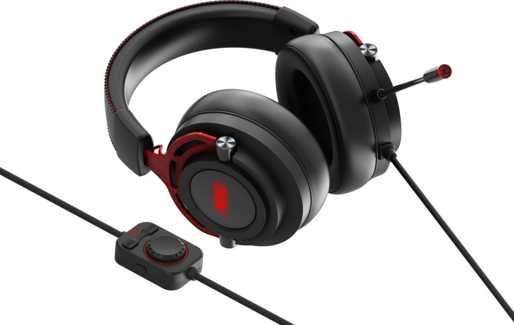Casque gaming AOC GH300