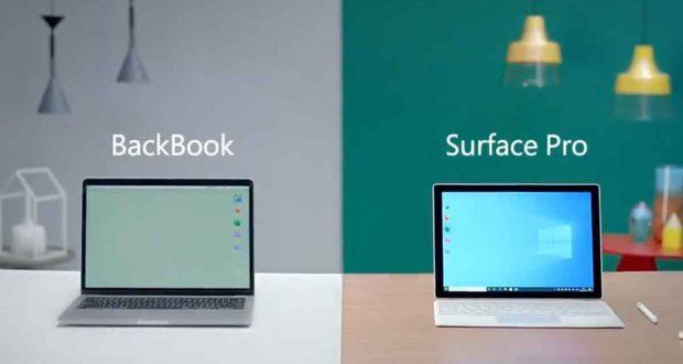 BackBook Vs Surface Pro