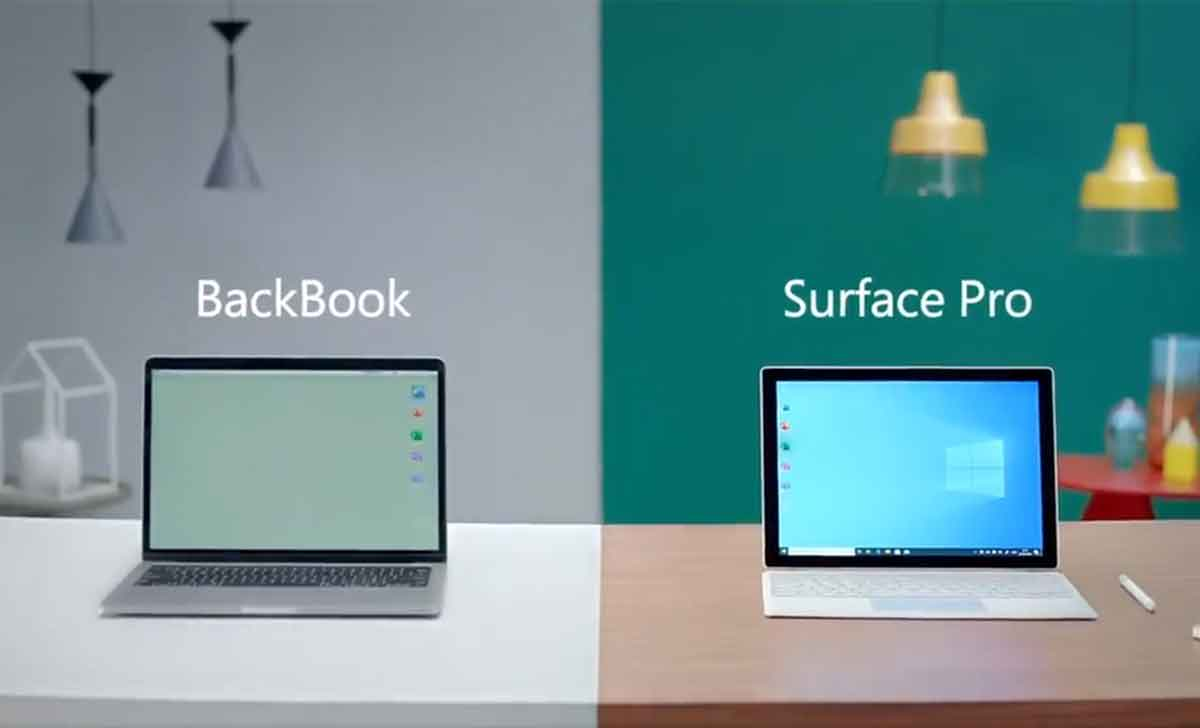 BackBook Vs Surface Pro