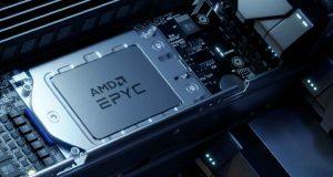 Processeur EPYC d'AMD