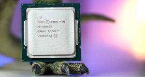 Processeur Intel Core i9-10900K
