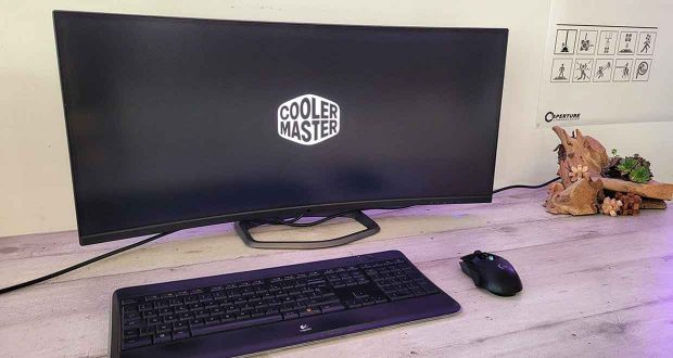 Cooler Master GM34-CW