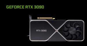 GeForce RTX 3090 Founders Edition de Nvidia