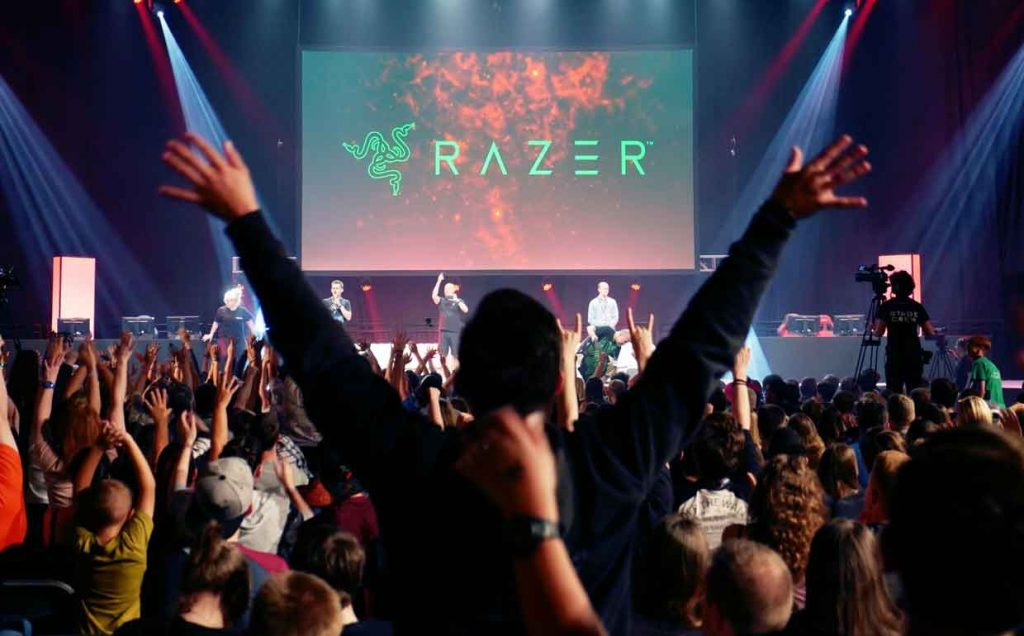 #GoGreenWithRazer de Razer