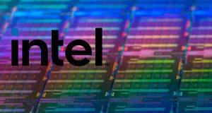 Intel - Wafer