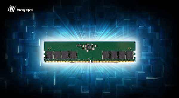 Barrette mémoire 32 Go de DDR5