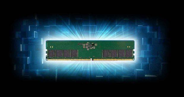 Barrette mémoire DDR5