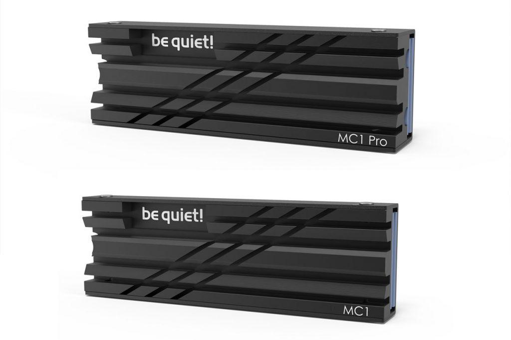 Dissipateurs thermiques MC1 et MC1 Pro de Be Quiet