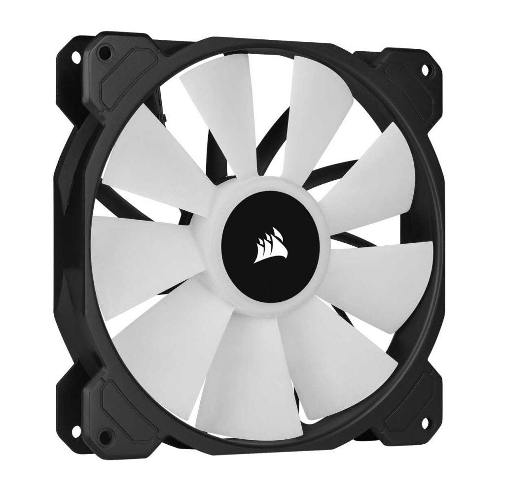 Ventilateur iCUE SP140 RGB ELITE de Corsair