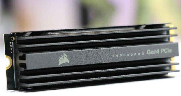 MP600 Pro 1 To de Corsair