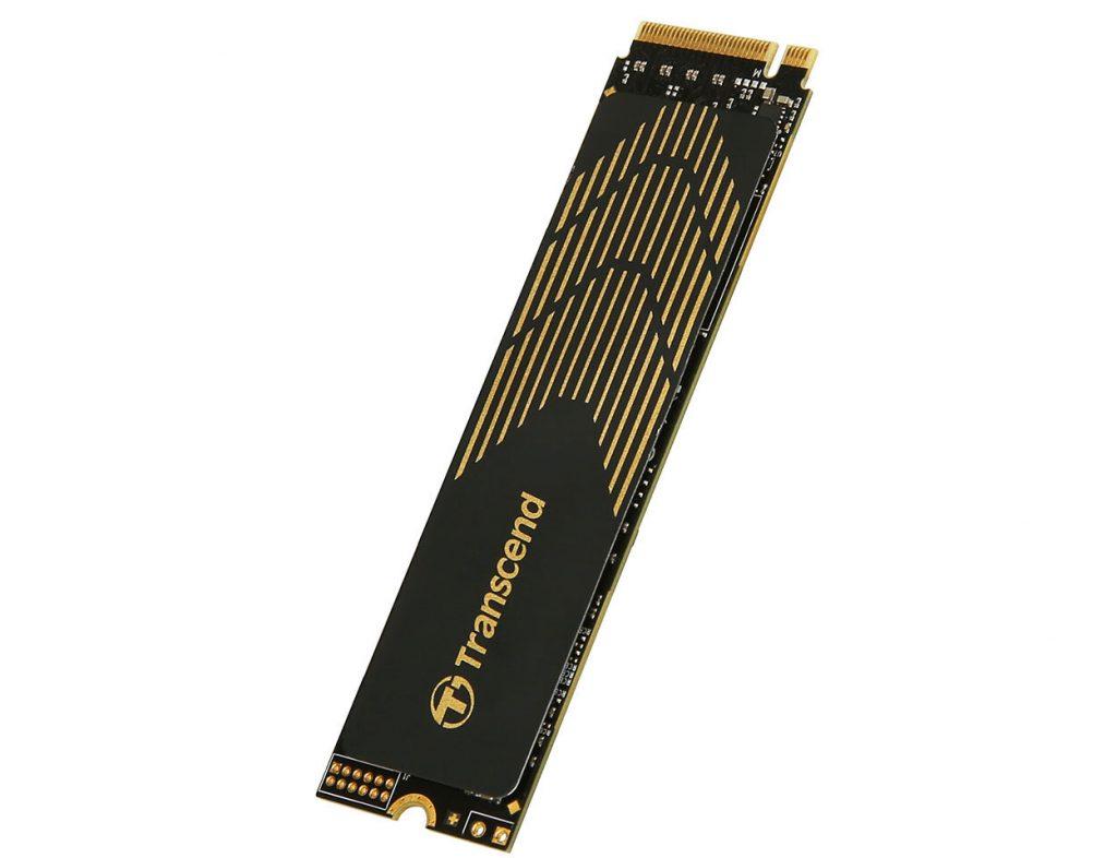 SSD NVMe 2280 MTE240S de Transcend