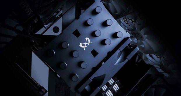 Ventirad Mugen 5 Black Edition de Scythe