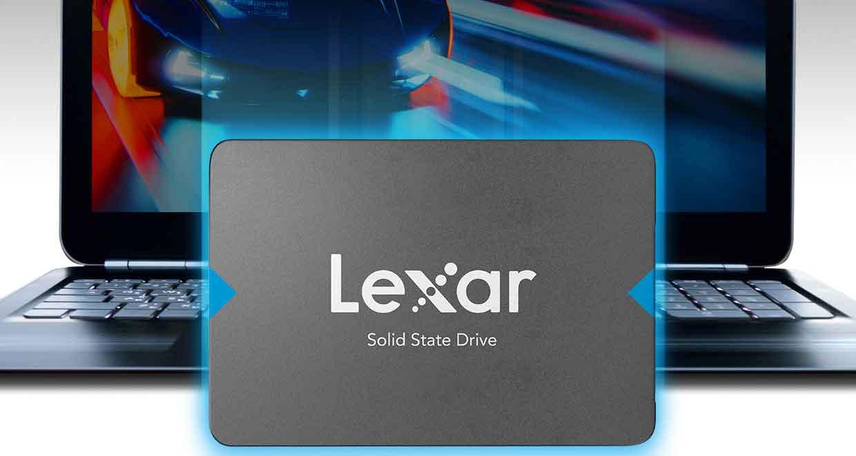 SSD NQ100 de Lexar