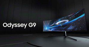 Moniteur Gaming Odyssey G9 (2021)