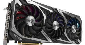 Carte graphique ROG Strix Radeon RX 6700 XT d'Asus