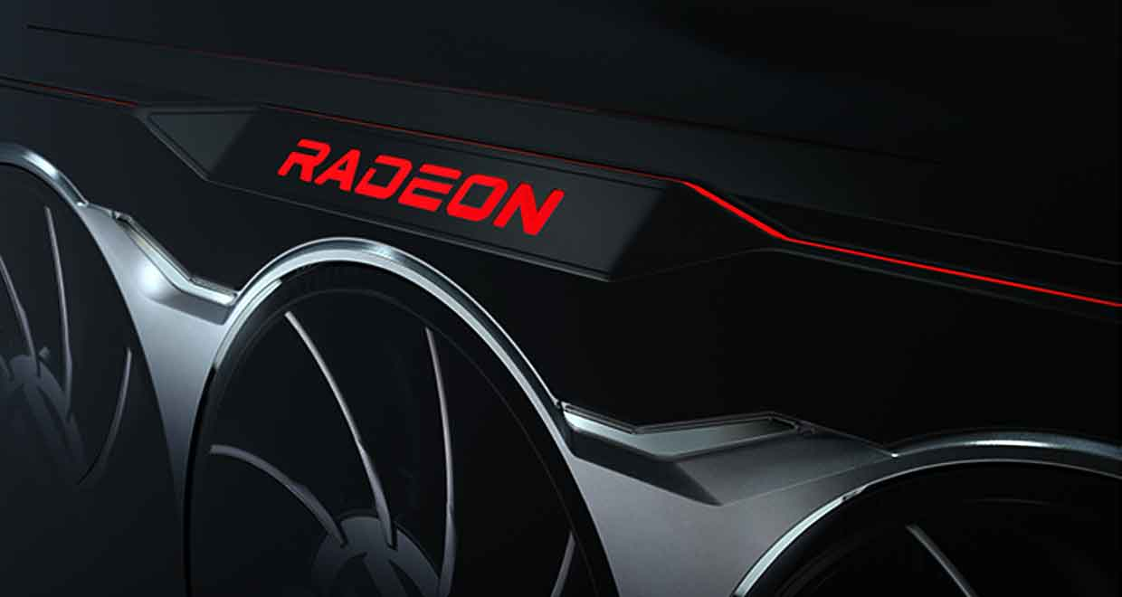 Radeon RX 6800 Graphics