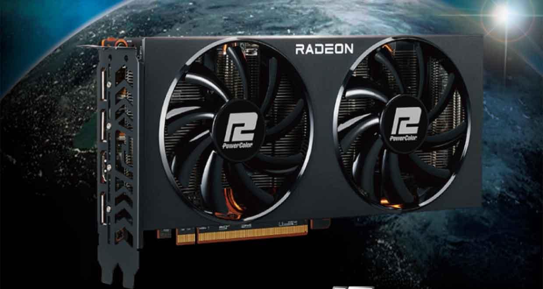 Radeon RX 6700 6 GB GDDR6 Fighter de PowerCooler