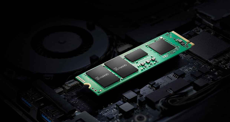 SSD Intel 670p