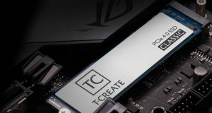 Create Classic PCIe 4.0 SSD de TeamGroup