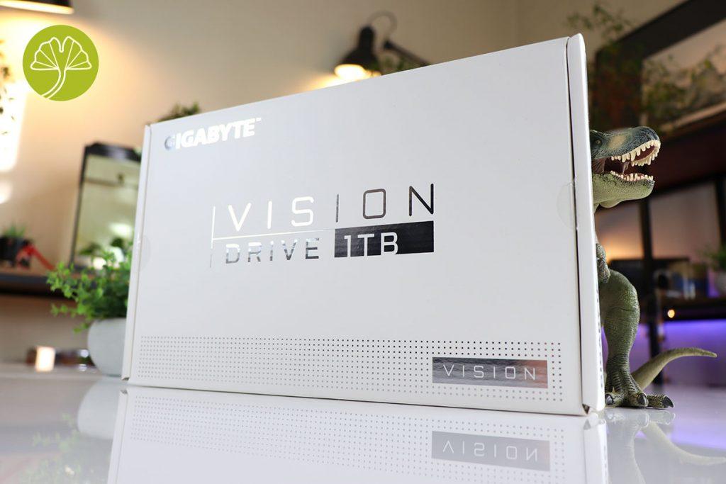 Le Vision Drive 1 To de Gigabyte