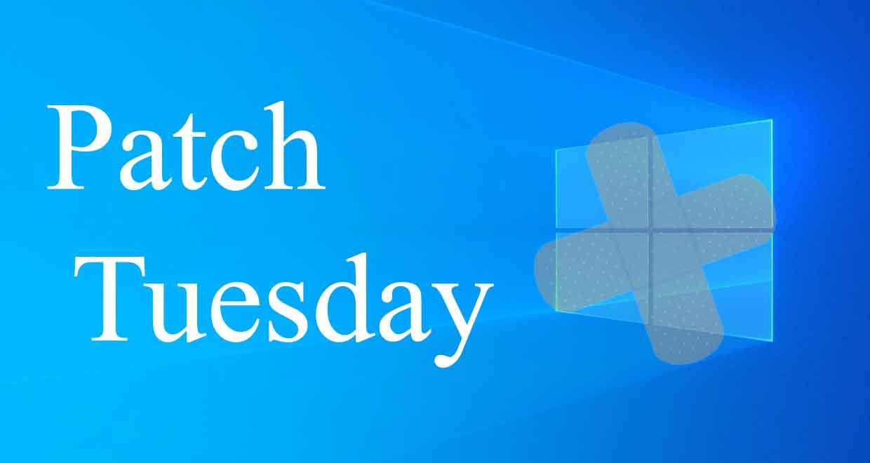 Windows 10 et le Patch Tuesday