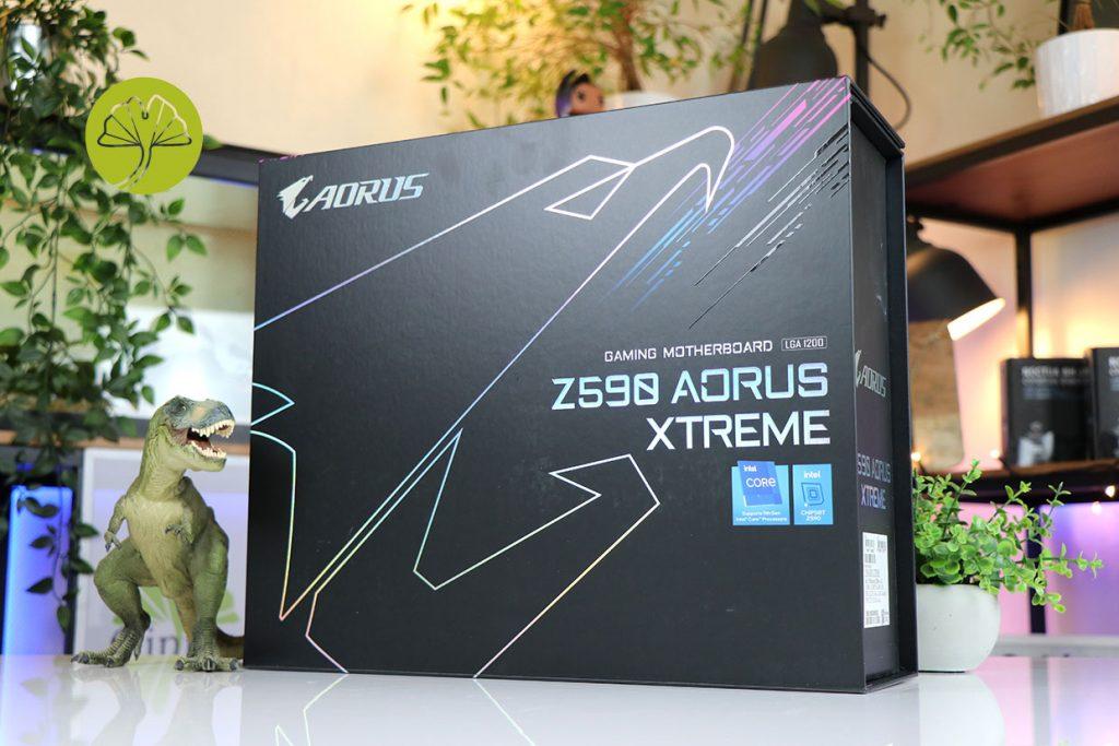 Carte mère Z590 Aorus Xtreme de Gigabyte