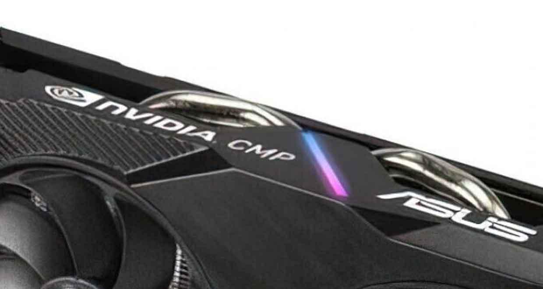 CMP 40HX d'Asus