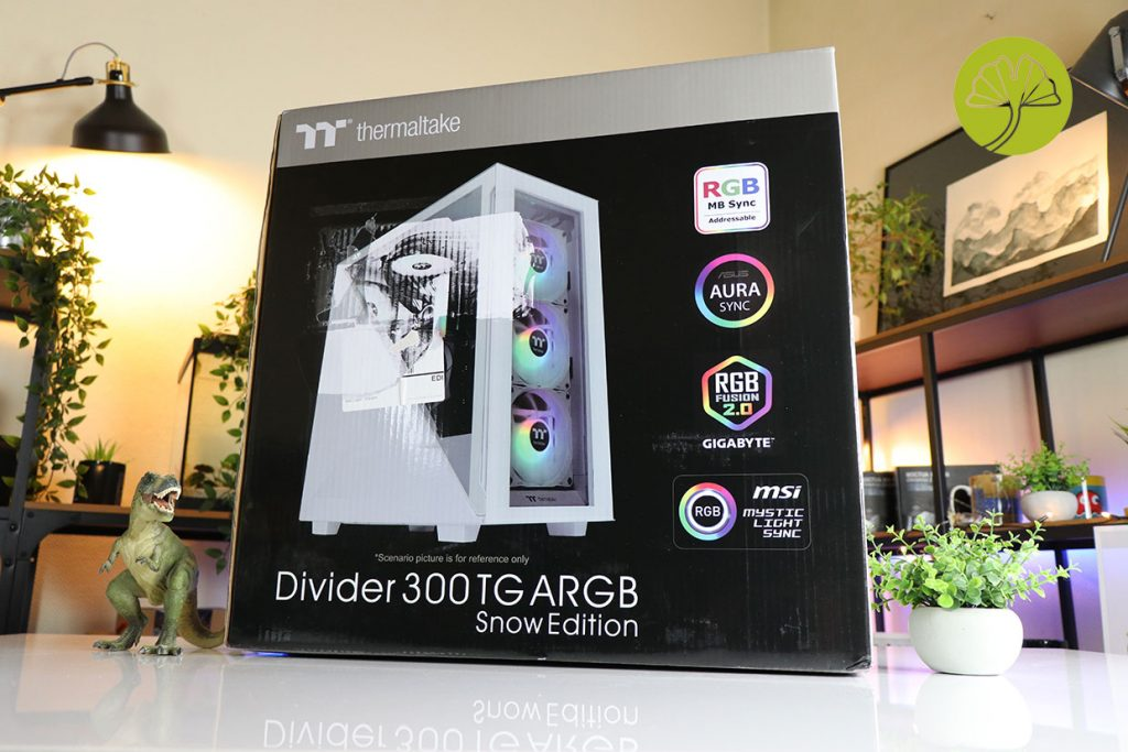 Divider 300 TG aRGB
