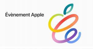 Evènement Apple 2021 (Première Keynote)