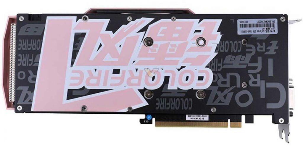 GeForce GTX 1660 Super Vitality OC