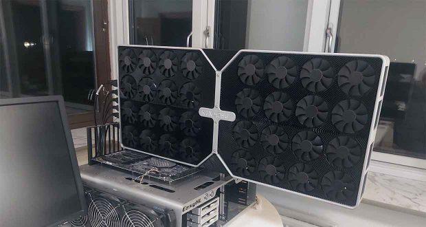 GeForce RTX 4090 Ti de Nvidia (Edition PA 2021)