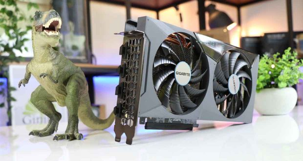 GeForce RTX 3060 Eagle