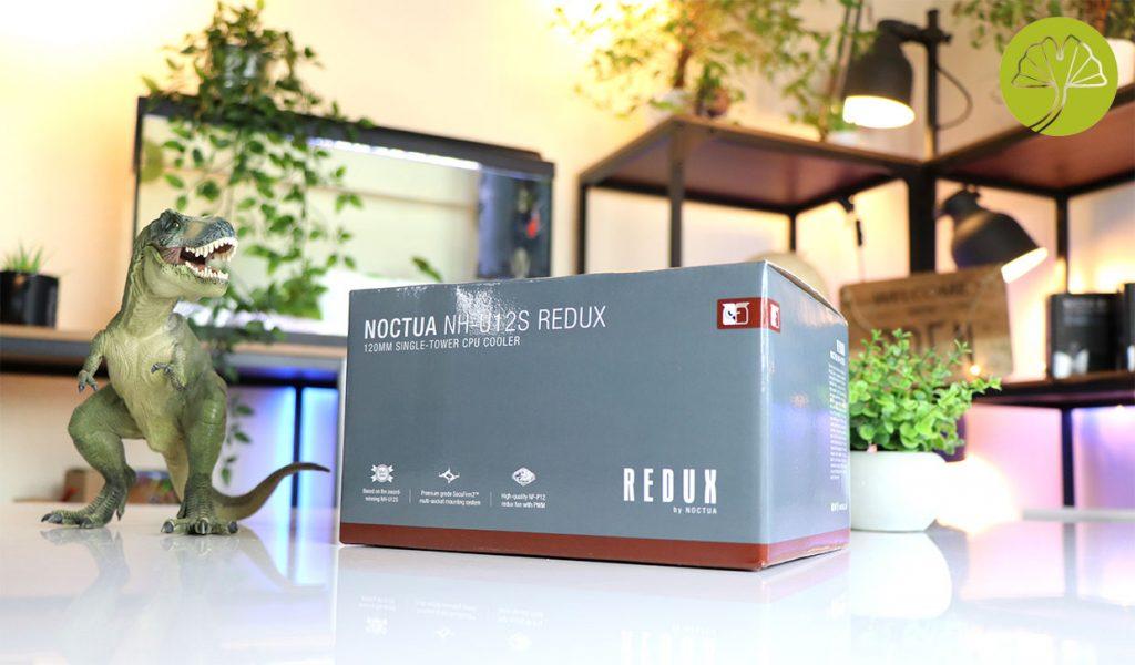 Ventirad NH-U12S Redux de Noctua