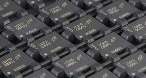 Puces mémoire DDR5 signées Micron Technology