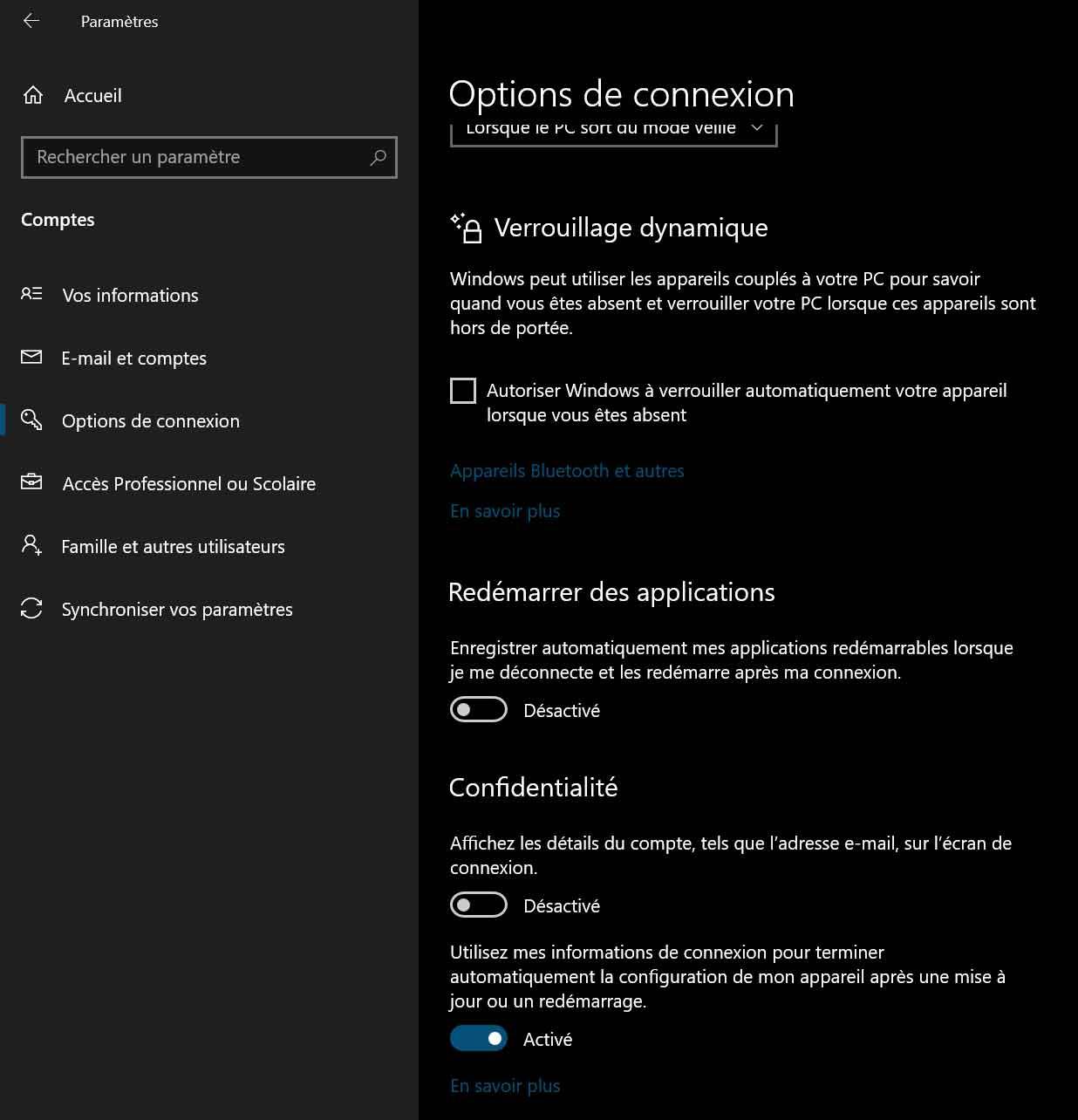 Windows 10 y