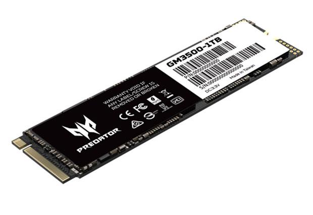 SSD Predator GM3500