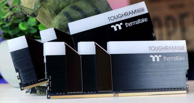 TOUGHRAM RGB DDR4 3600 MHz 16GB (DRAM)