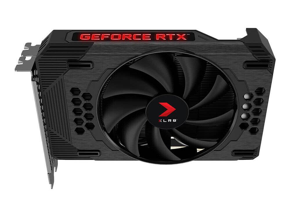 XLR8 GeForce RTX 3060 REVEL EPIC-X RGB Single Fan Edition