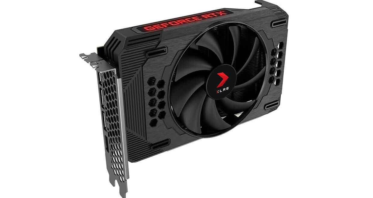 XLR8 GeForce RTX 3060 REVEL EPIC-X RGB Single Fan Edition
